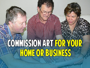 Commission Art for your home or business
